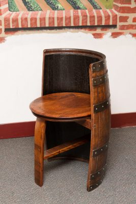 1082 Sonoma Barrel Chair