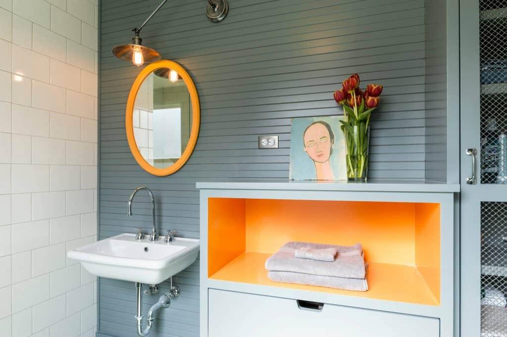 Side Table Nook Shelves Ideas