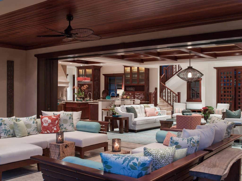 Lots of Cozy seating and Lots of relaxing pillows