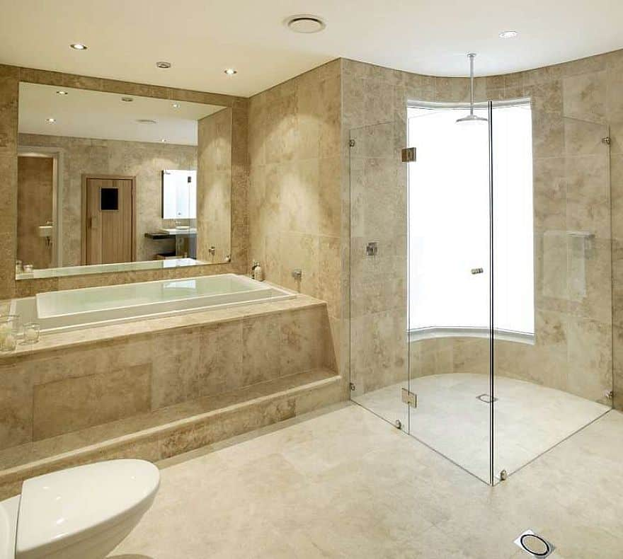 bathroom wall tile designs Bathroom Tile Ideas and Photos  A Simple Guide
