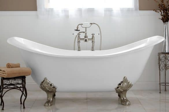 Bellbrook Cast Iron Clawfoot Tub