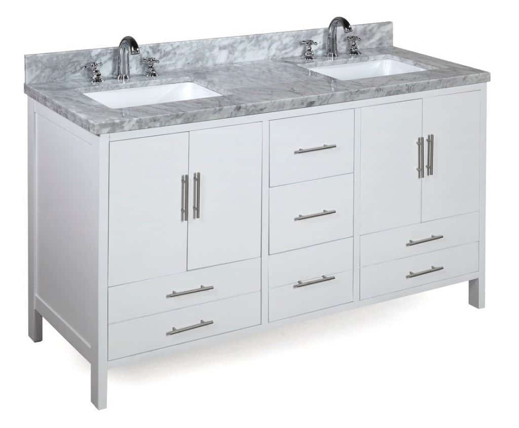 modern white bathroom cabinets. double bathroom vanity modern white cabinets t