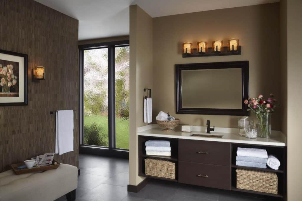 Feiss VS18904 Aris 4-Light Vanity Fixture