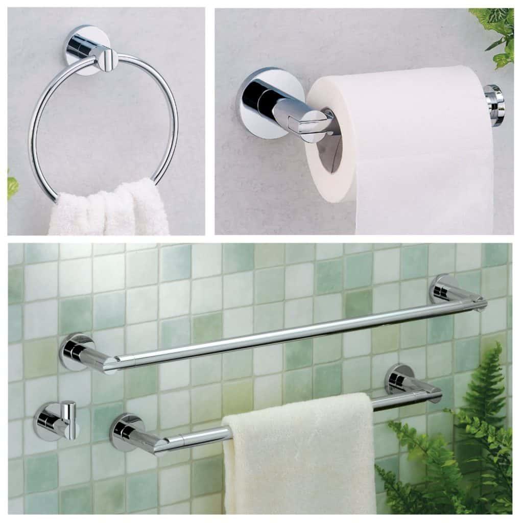 Gatco 4680 24-Inch Channel Towel Bar