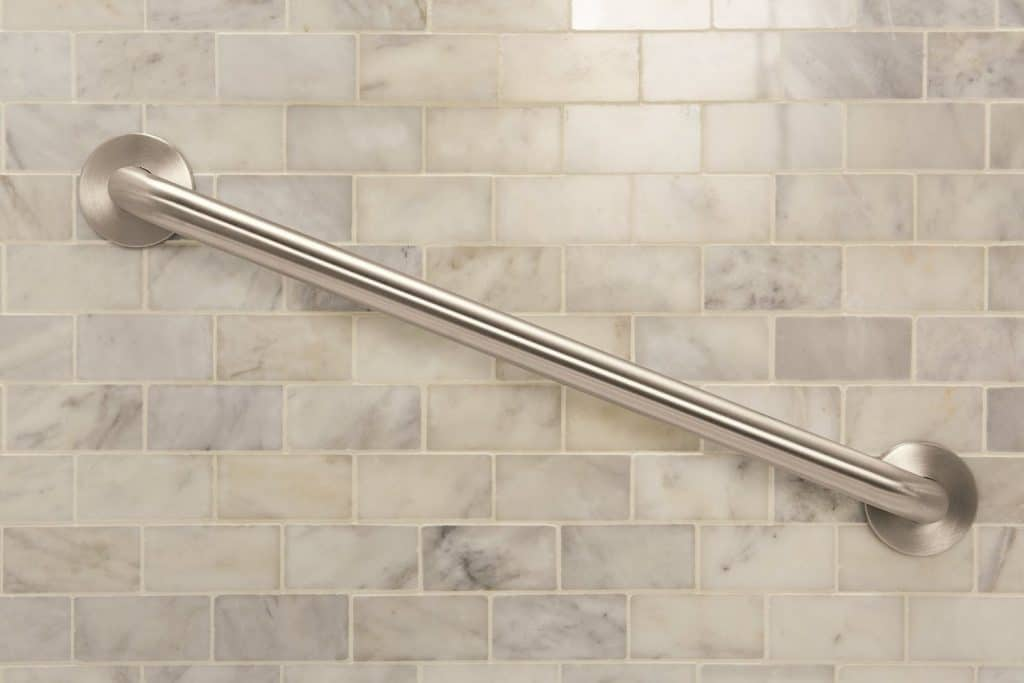 Moen 8718 Home Care 18-Inch Grab Bar