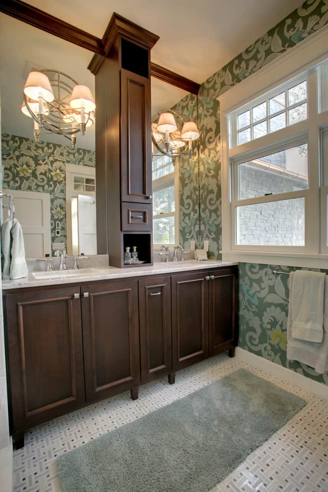 themed bathroom ideas