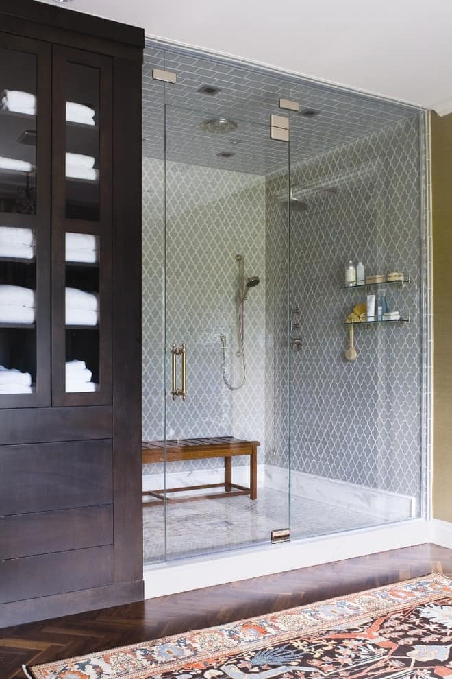 one way glass for bathroom windows