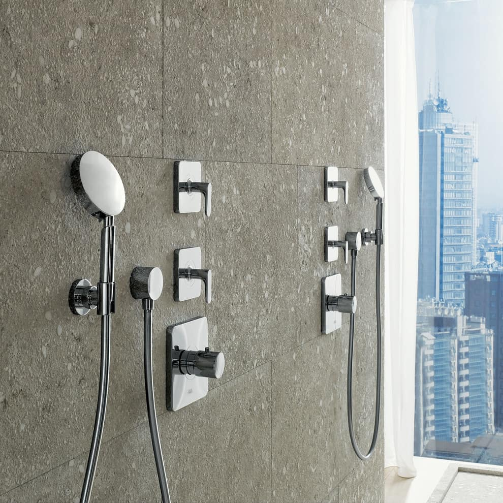 Hansgrohe shower faucets