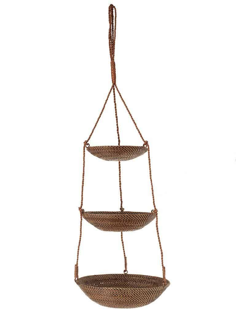 3-Tier Hanging Basket