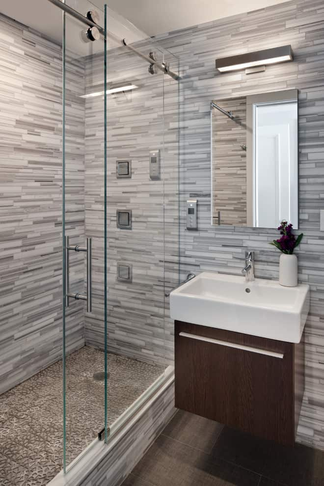 Small Bathroom Modern the small bathroom ideas guide (space saving tips & tricks)