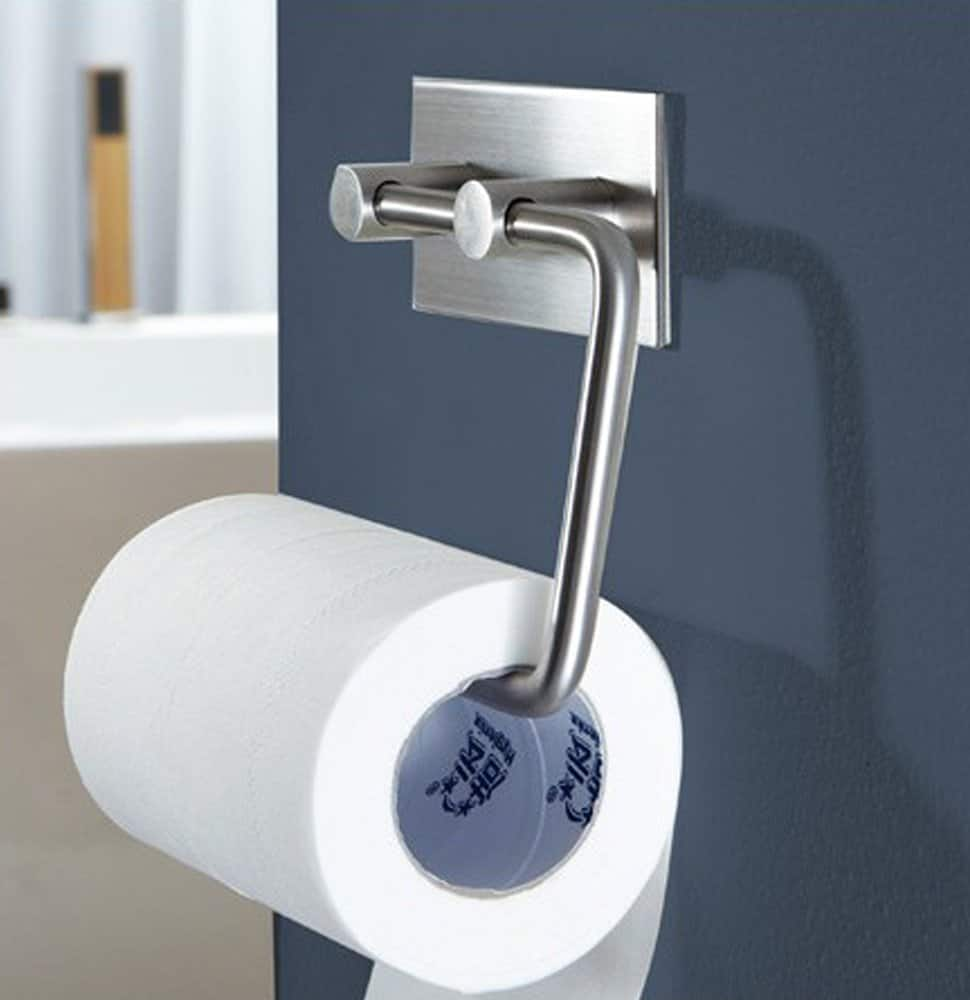 KES® A7070 Bathroom Tissue HolderToilet Paper Holder 3M Self Adhesive
