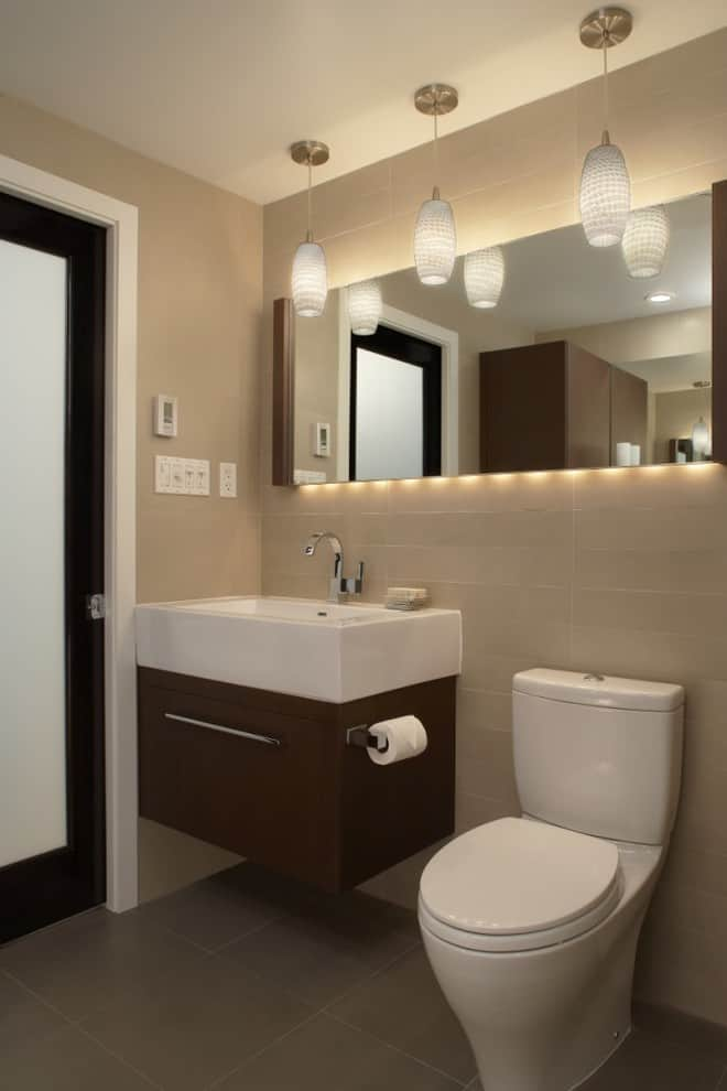The Small Bathroom Ideas Guide (Space Saving Tips & Tricks)