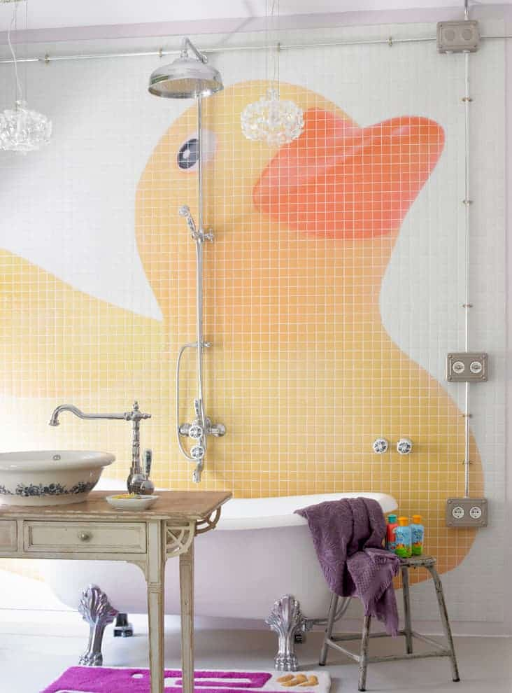 The Top Bathroom Tile Ideas And Photos A Quick Amp Simple