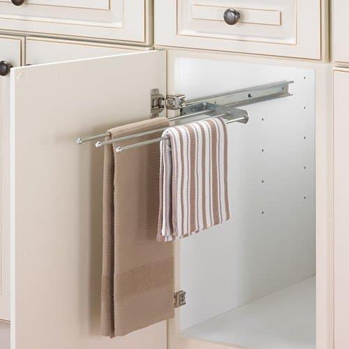 Heavy-Duty Towel Bar