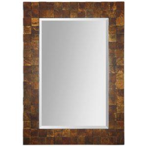 Uttermost 07057 Ambrosia Mosaic Mirror