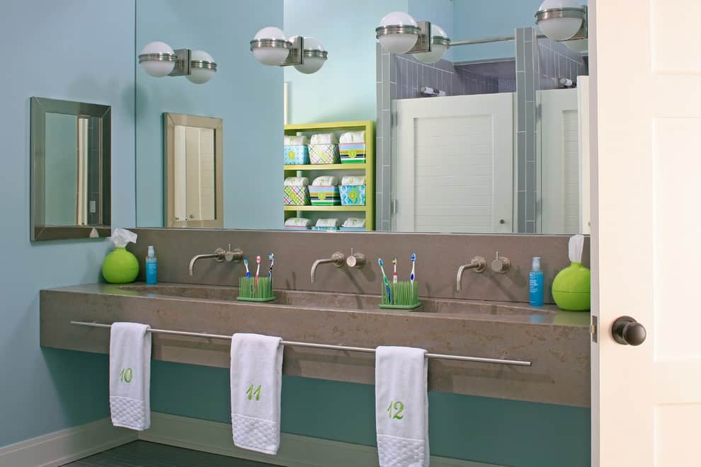 Superieur Kid Bathroom Theme