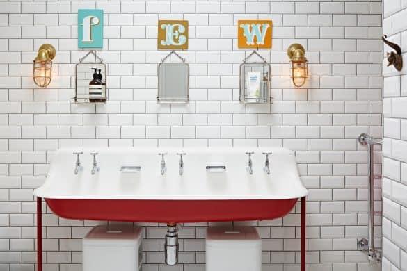 The Small Bathroom Ideas Guide Space Saving Tips Tricks - High end bathroom fixtures for bathroom decor ideas