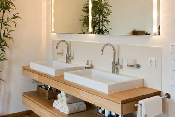 bathroom mirrors ideas. Bathroom Vanity and Sink Ideas 25  Beautiful Mirror by Decor Snob