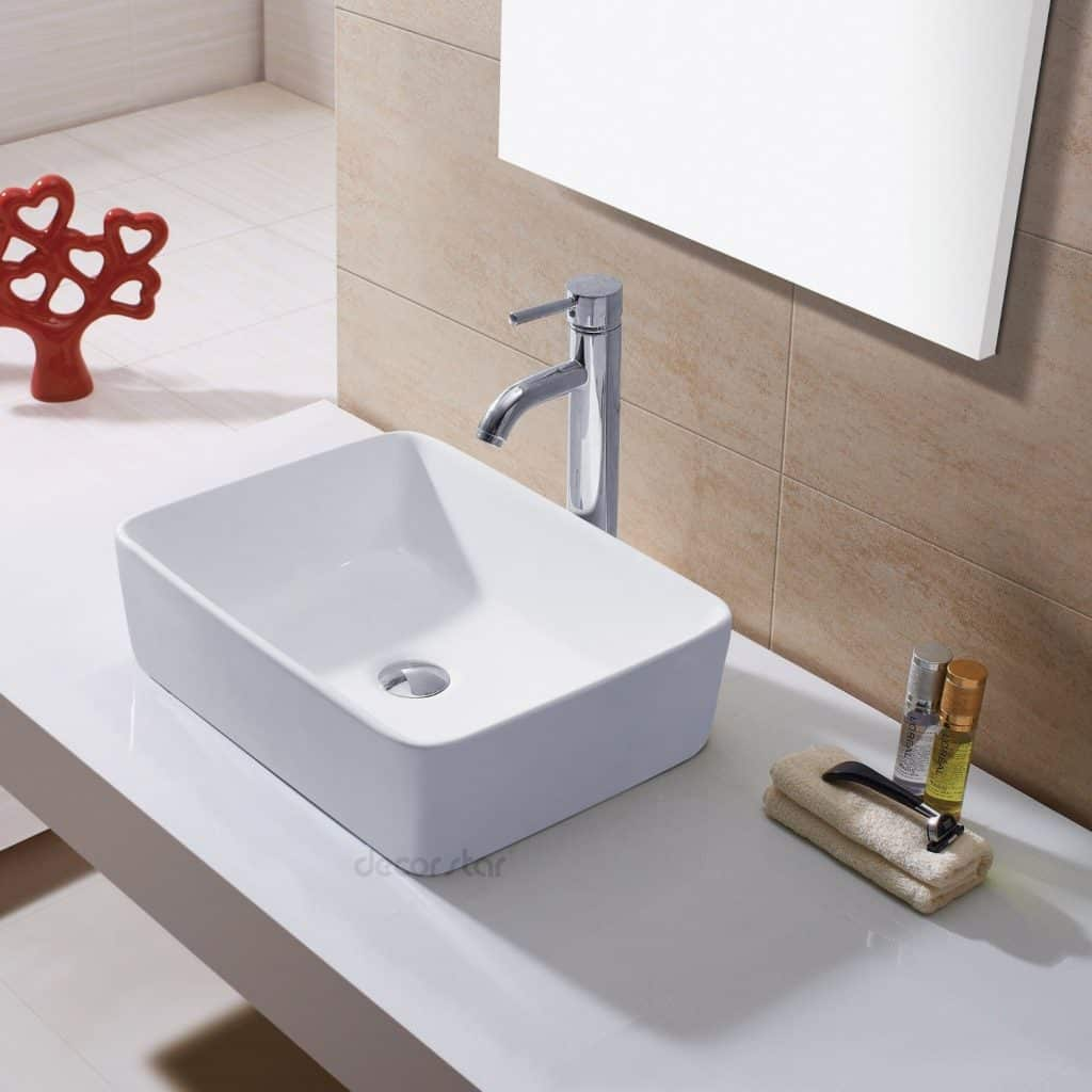 Decor Star CB 013 Bathroom Porcelain Ceramic Vessel Vanity Sink Art Basin