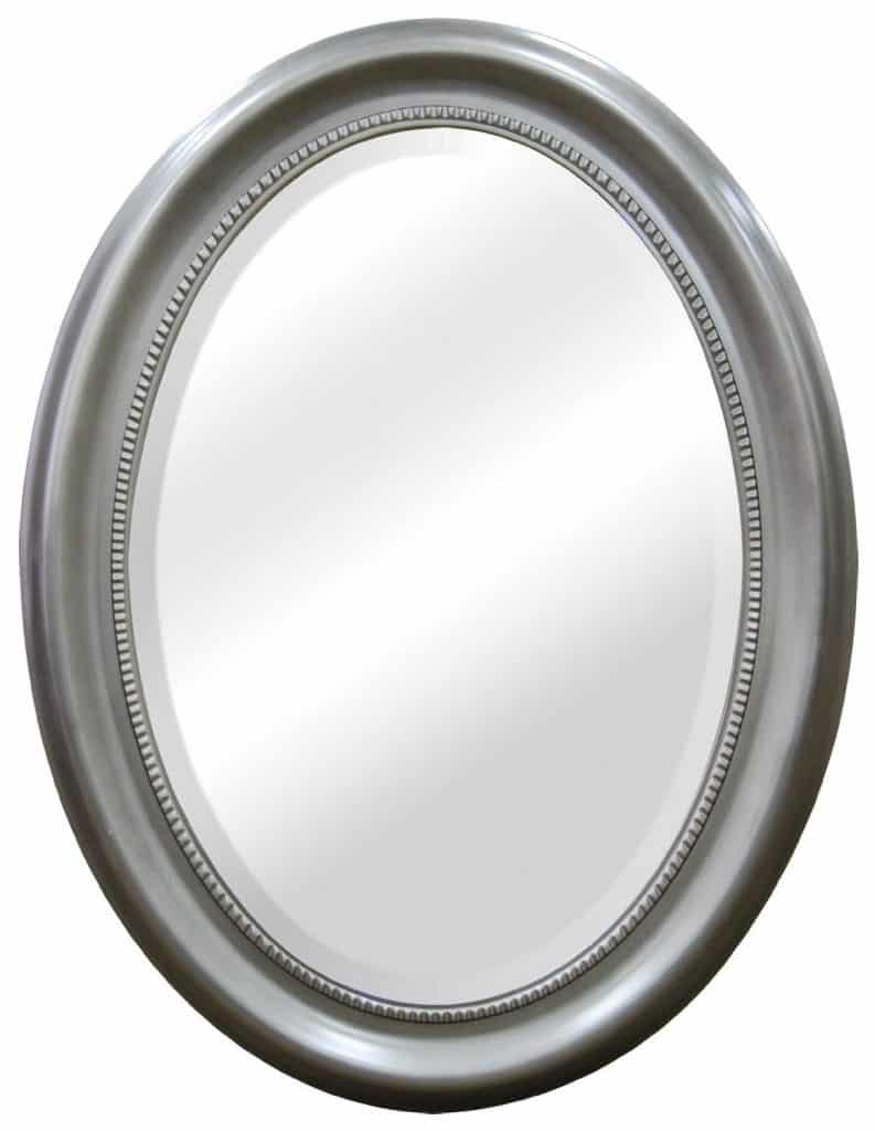 The best oval mirrors for your bathroom decor snob here are some great old fashioned oval mirrors amipublicfo Choice Image