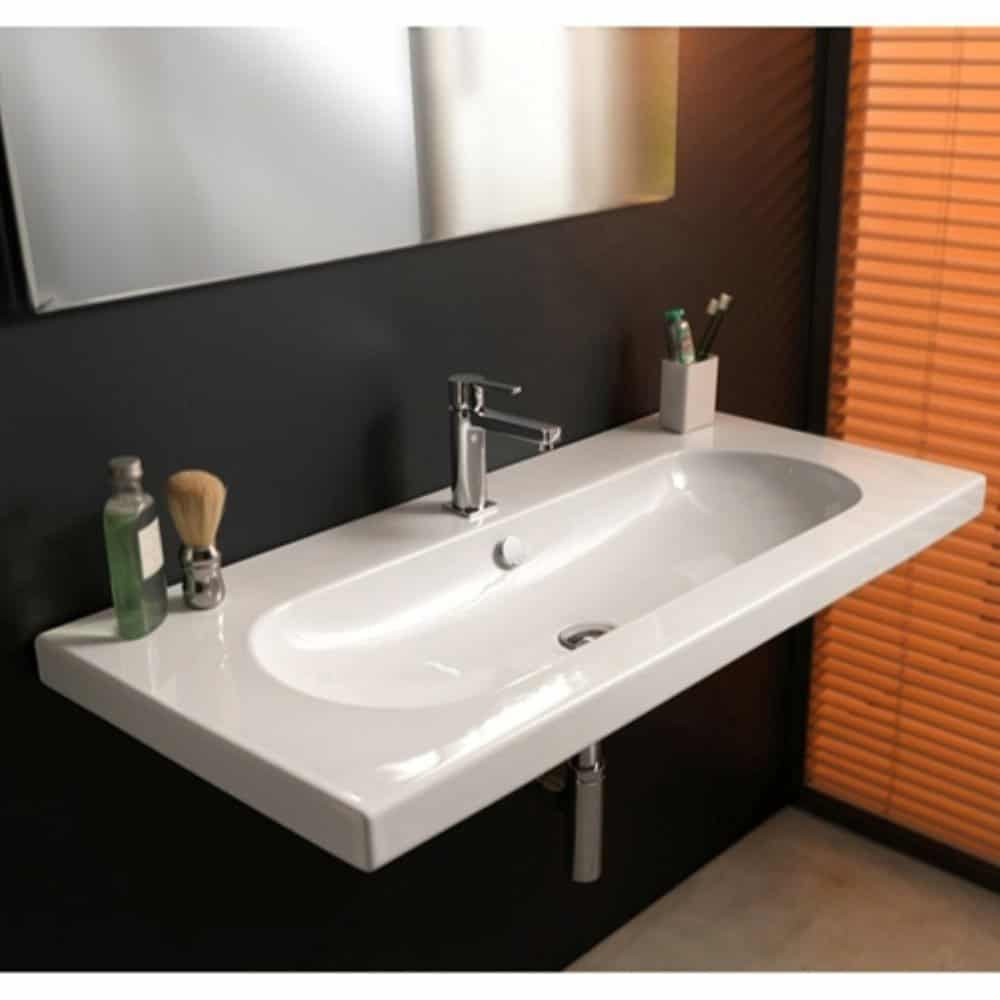 Tecla by Nameeks EDW3011 Bathroom Sink