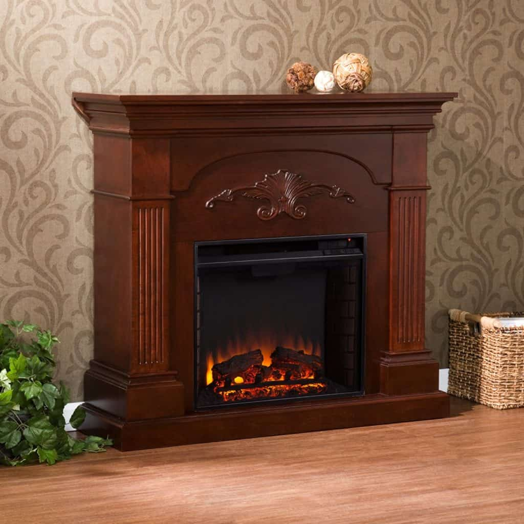 SEI Sicilian Harvest Electric Fireplace