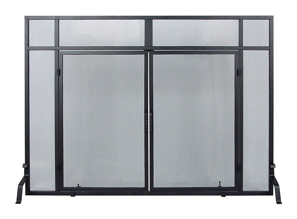 Minuteman International S-66 Windowpane Screen with Doors