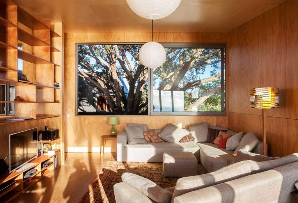 Natural Comfort, Relaxing Wood Tones