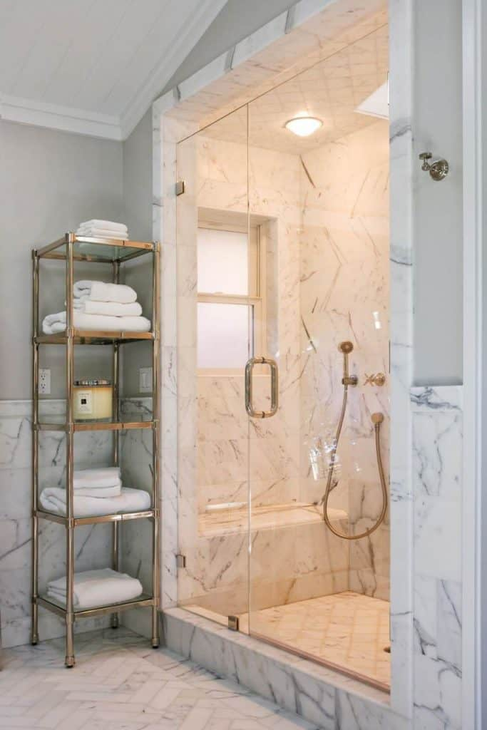 A Removable Towel Rack Storage