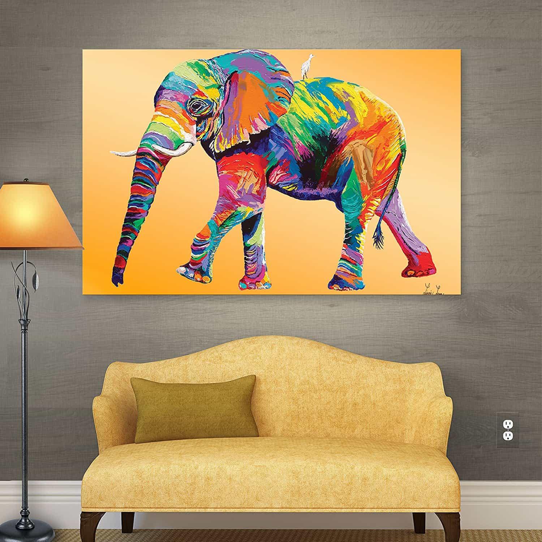Art Wall Lynn-002-18x24-w Linzi Lynn 'The Ride' Gallery-Wrapped Canvas Artwork