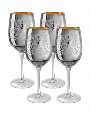 Artland Inc. Brocade Wine Glasses