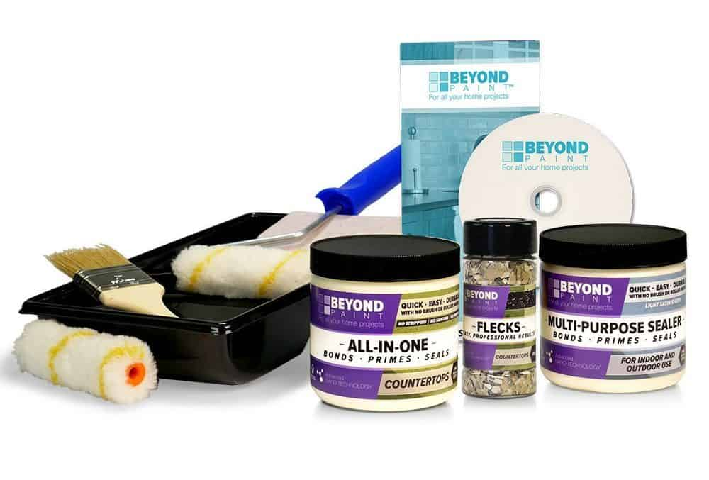 BEYOND PAINT Countertop Makeover Refinishing Kit