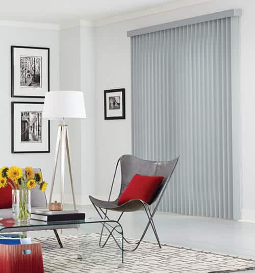 BaliR Vinyl Vertical Blinds