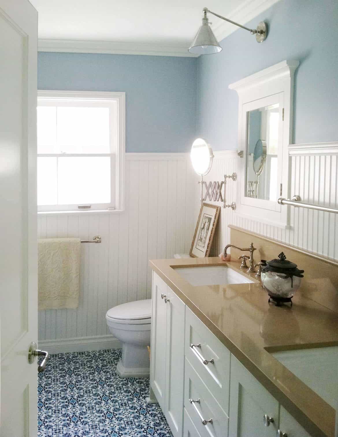 Can You Paint Bathroom Countertops Answered With Tips