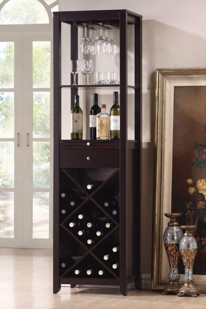 Casey Wine Cabinet Set