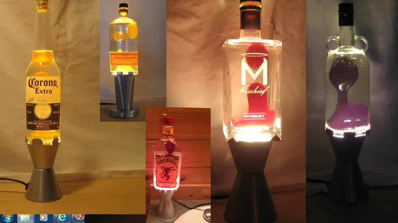 Custom Lava Light Lamp Whatever YOU Want