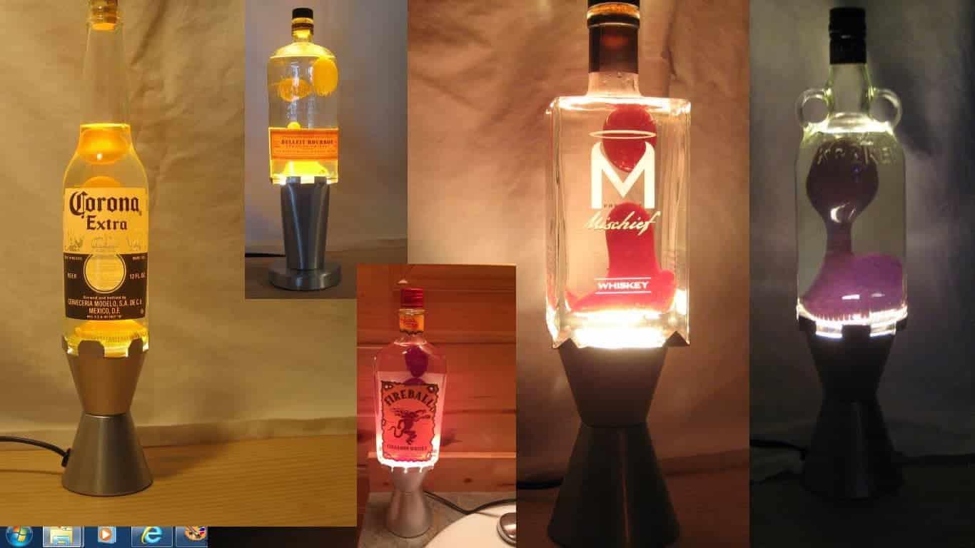 Custom Lava Light Lamp Whatever YOU Want