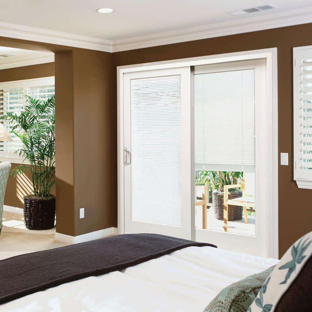 Sliding Doors Of Glass: Window Treatments For Sliding Glass Doors (IDEAS & TIPS