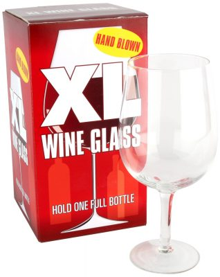 Daron Giant Wine Glass