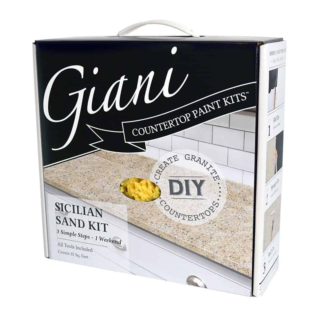 Giani Countertop Paint Kit