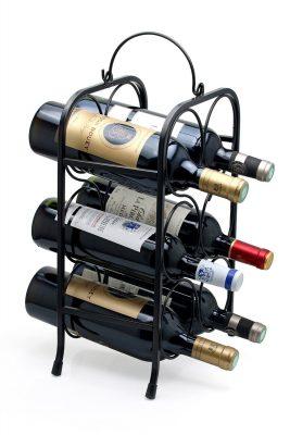 GreatEast Wine Arch Wine Rack 6 Bottle