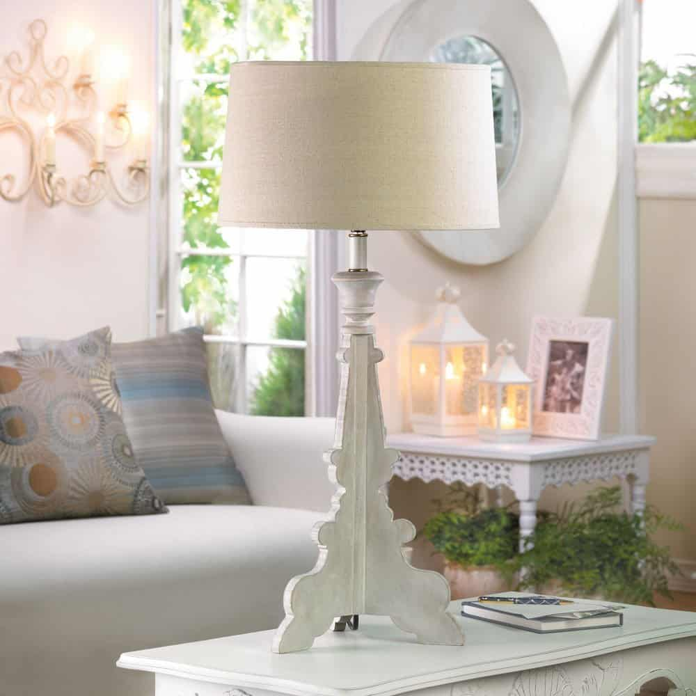 Home Decor French Country Table Lamp