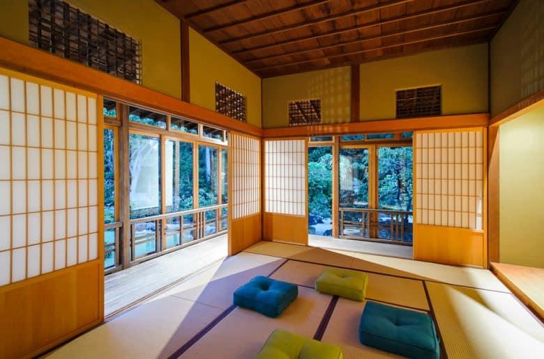 Japanese Sliding Doors