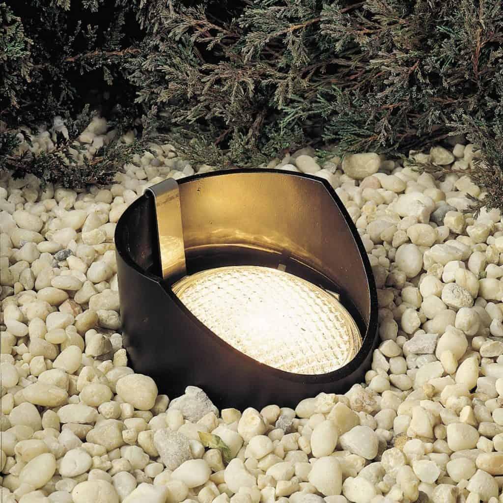 Kichler Lighting 15088BK 12-Volt Low Voltage Yoke - landscape lighting ideas