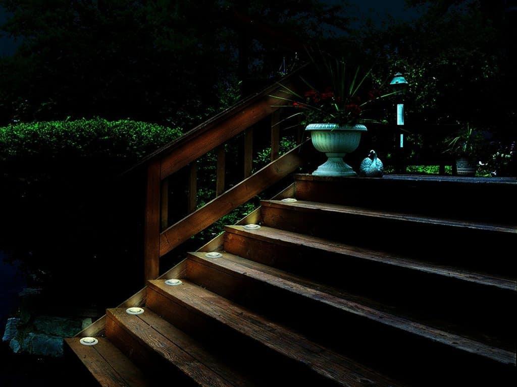 Malibu 6 PK LED Deck Lights