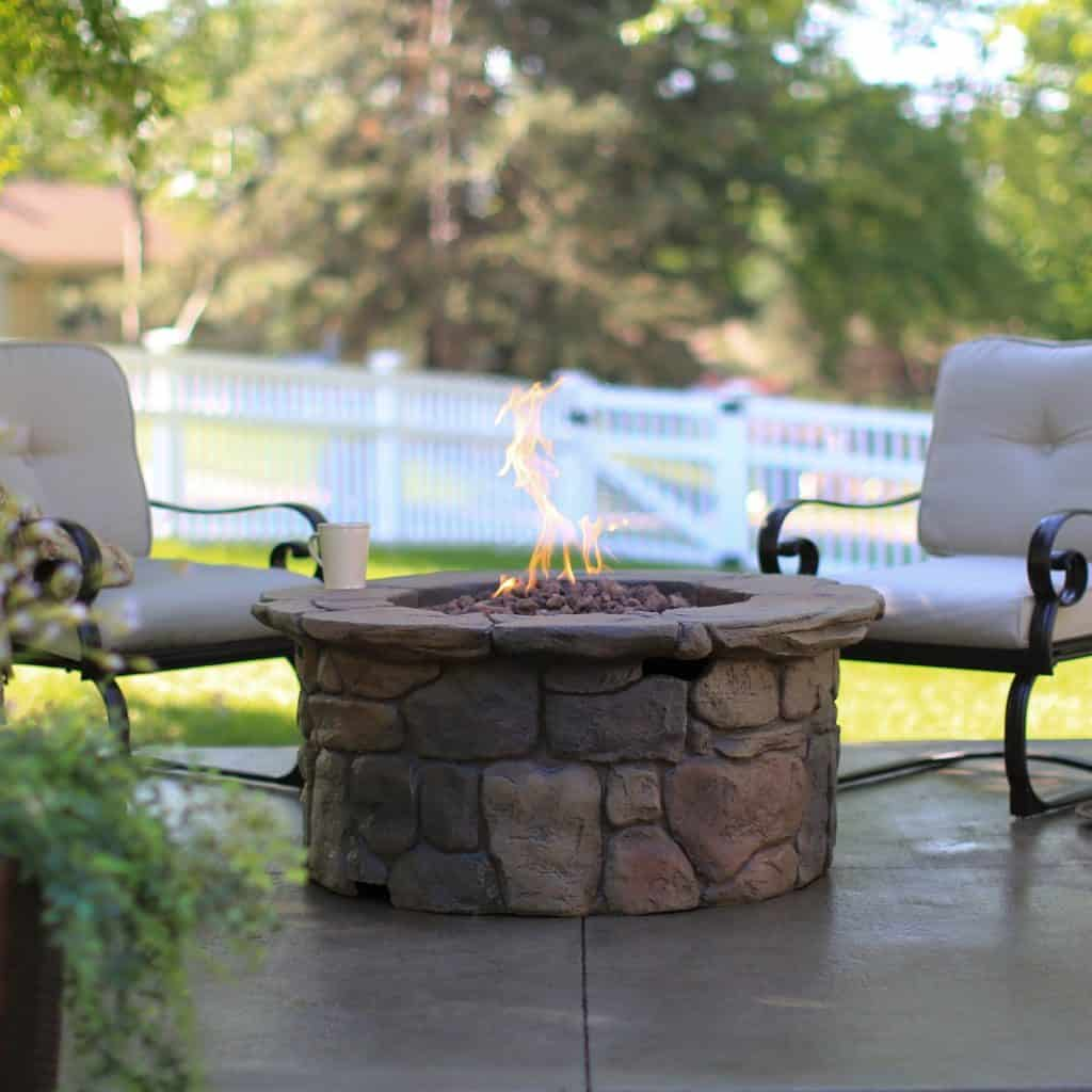 the perfect backyard fire pit ideas styles u0026 tips