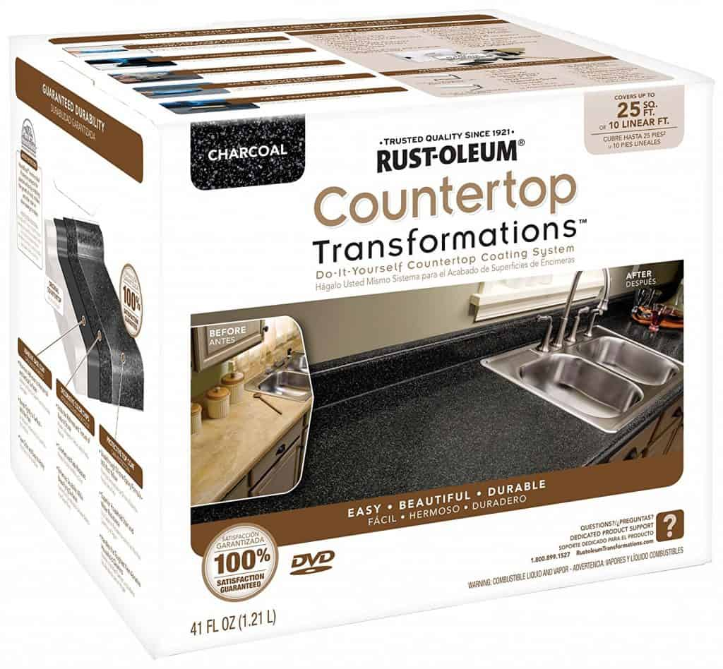 Rust-Oleum 258512 Counter Top Transformations