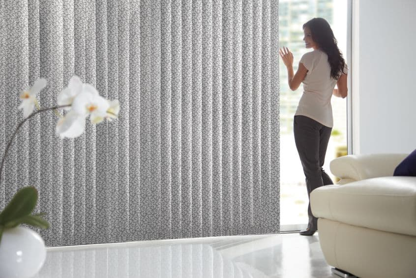Sliding Glass Door Blinds  Curtains For Sliding Glass Doors