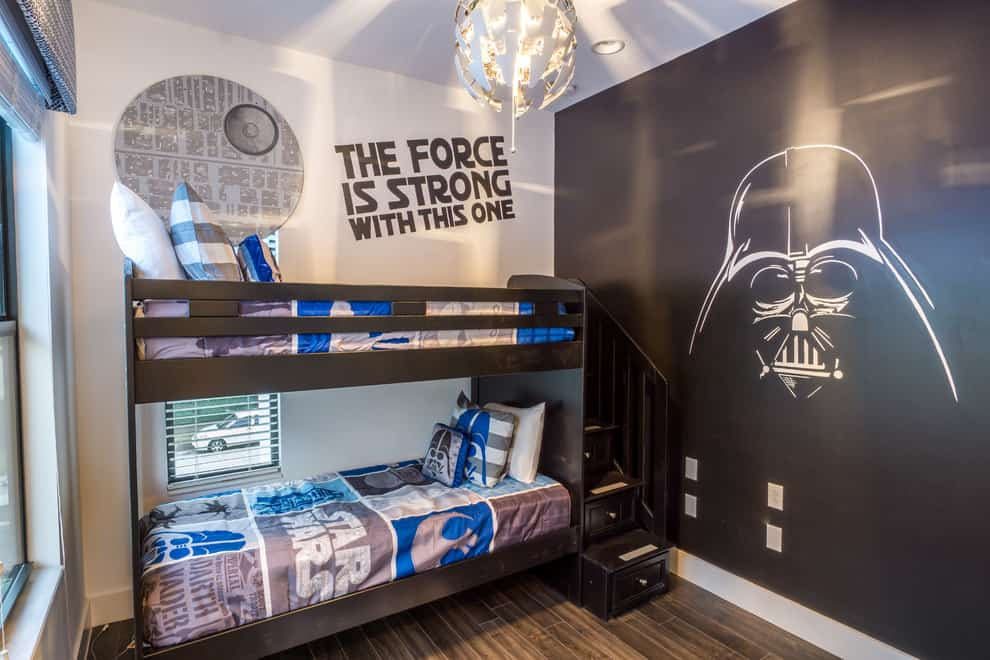 Star wars home decor ideas decor snob for Star wars kids room decor