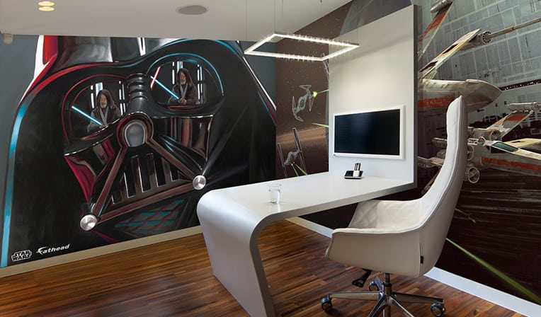 Incroyable Star Wars Office Decor